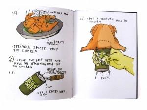 Drunk Cook Book