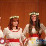 Srečanje folklornih Srbskih kulturnih društev z gosti iz Slovenije v Celju (foto, video)