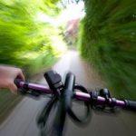 Poziv policistov v zvezi vikend nesreč kolesarjev na Polzeli in v Celju