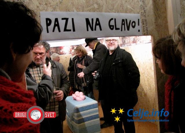 Glave preč! Plevnik - Kronkowska, Celje 2012