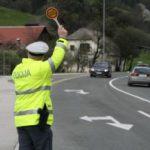Policisti pri kontroli prometa v Veliki Pirešici zasegli kokain in amfetamine