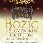 Vabimo: božič s Slovenskim oktetom pri Sv. Jožefu v Celju – podarjamo vstopnice