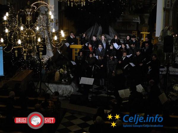 Zasedba Alfa in Omega sestoji iz instrumentalnega kvinteta, zbora in solistov ter deluje pod vodstvom Nade Žgur
