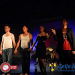 Mladinski center Celje delil Ljubezen za 17,50 dolarjev (foto, video)