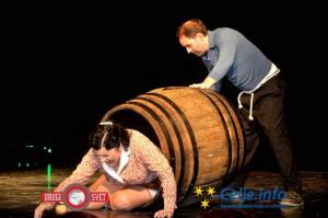 Zmagovalna predstava Češpe na figi
