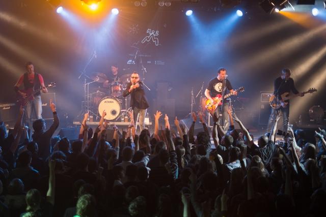 Mi2 so aktualni album predstavili v ljubljanski Cvetličarni, v soboto ga bodo v Celju.