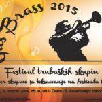 Gas Brass 2015, Žalec: Festival trubaških skupin (foto, video)