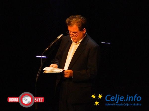 Slavnostni govornik prof. dr. Igor Grdina
