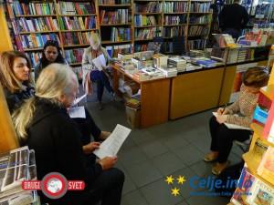 Slovenski dnevi knjige prinašajo številne dogodke tudi v knežje mesto.