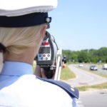 Preverite na katerih lokacijah bodo policisti merili hitrost