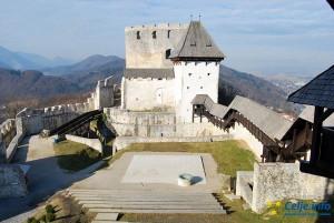 Stari grad je najbolj priljubljena turistična točka.