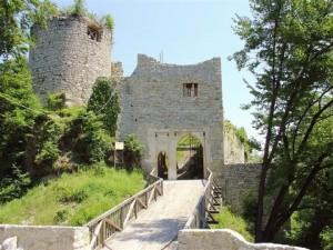 Grad Žovnek. Foto: Občina Braslovče