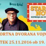 Vabimo na komedijo Staro za novo s Tinom Vodopivcem in Borisom Kobalom v Vojnik – vstopnice pol ceneje