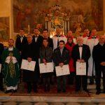 Srečanje viteškega reda iz srednjega veka v Celju (foto, video)