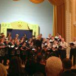 Akademski pevski zbor Celje s koncertom obeležil 35-letnico delovanja
