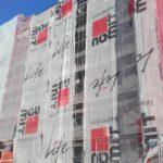 Gradbeni odri – odskočna deska za vlomilce