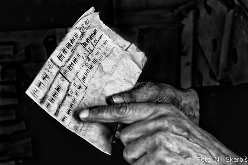 Nagrajena fotografija Nika Skerbiša na natečaju Fotografiram torej sem (arhiv GCC)
