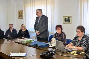 Na OOZ Celje so sodelujoče v projektu podrobneje seznanili z rezultati in smernicami za prihodnost.