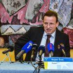 Bojan Šrot bo kandidiral za svoj šesti mandat