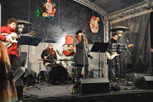 Glasbena skupina Popgaraža