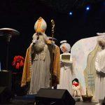 Celjske otroke tudi letos obiskal sv. Miklavž (foto, video)