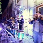 Celje: glasba odmeva tudi z balkona Muzeja novejše zgodovine Celje