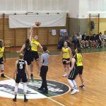 Košarkarice glavne na Štajerskem; fantje ukrotili Parklje