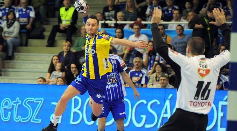 Luka Žvižej je v Szegedu dosegel 7 golov. Foto: Slavko Kolar.
