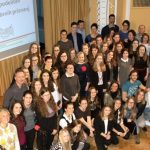 Celjskim dijakom številna priznanja mednarodnega programa