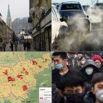 Zrak v Celju te dni onesnažen kot v Pekingu