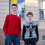Kajuhovca v slovenski ekipi za najtežje matematično tekmovanje