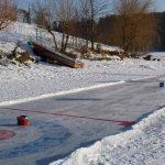 Na Šmartinskem jezeru spontano do posebne športne zabave