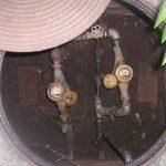 Prekinitev vodooskrbe iz zajetja Kapelca