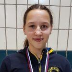 Neptunovka na državnem prvenstvu priplavala do štirih medalj