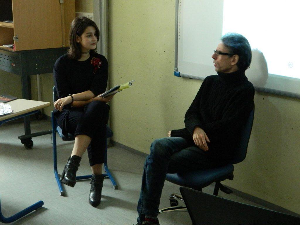 Matej Krajnc je spregovoril o svojem ustvarjanju in Bobu Dylanu
