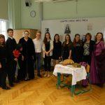 I. gimnazija v Celju počastila kulturni praznik s Kulturnim maratonom (foto, video)