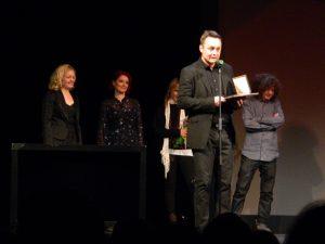 SNG Nova Gorica slavila s komedijo Peter Kušter.