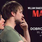 Ne zamudite dobrodelne predstave Macbeth za družino v stiski v gledališču Zarja Celje