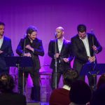 Štirje tenorji v Plesnem forumu Celje 2017 (foto, video)