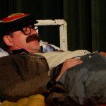 Črnogorec v postelji nasmejal celjsko občinstvo (foto, video)