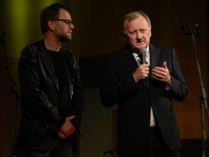 Tonček Kregar in Anton Šepetavc