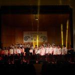 Tako zvenijo uspešnice Mi2 v zborovski izvedbi dijakov I. gimnazije v Celju (foto, video)