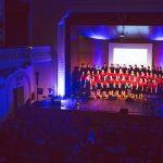 Pevci ŠCC s koncertom Pesem povezuje zaključili uspešno šolsko leto