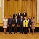 Celje obiskala delegacija Rusov ter predsednika Poljske in Slovenije
