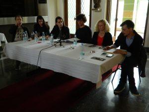 Ustvarjalci drame Nebeški odred so pred premiero spregovorili o zgodbi in njeni ideji.