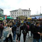 Na Krekovem trgu zaživela Evropska vas 2017 (foto, video)