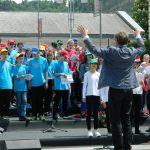 Zaključni koncert Mednarodnega mladinskega pevskega festivala Celje 2017 (foto, video)