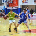 Vladni obisk v savinjski regiji: prvi dan zaključili s košarkarsko tekmo v Šentjurju (foto, video)