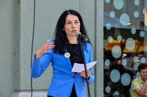 Dubravka Milovanovič, direktorica LU Celje, je izpostavila poslanstvo LU Celje pri projektu TVU.