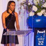Košarkarice z novo Afroameričanko